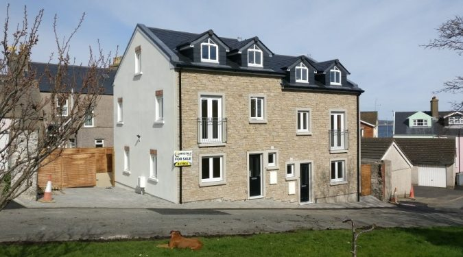 New Build Homes Dy