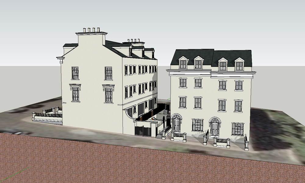 Stunning luxury homes for sale in the isle of man 28 Derby Square Douglas