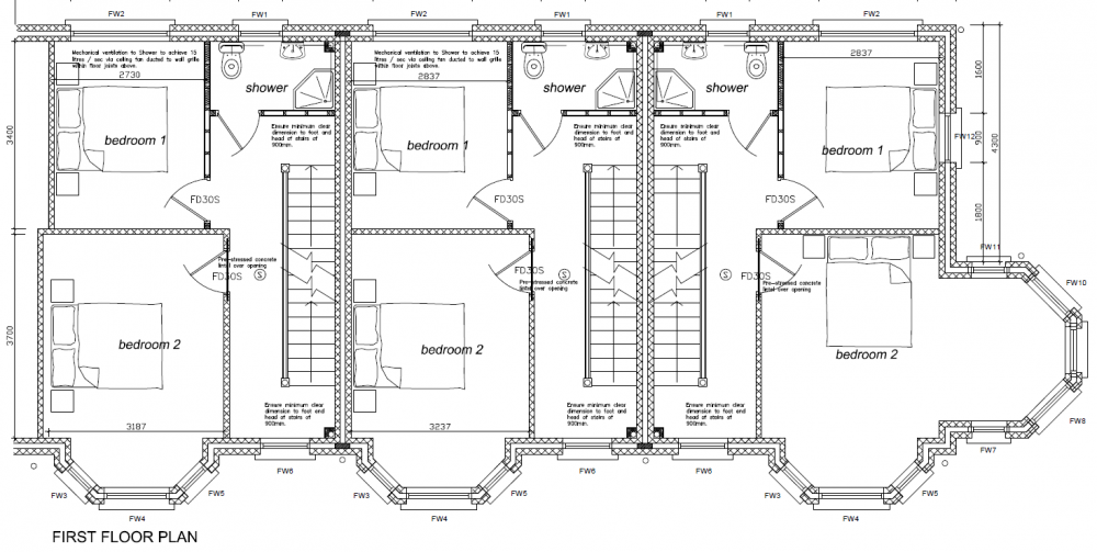 mayhill plan 1st floor